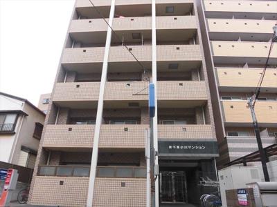 新千葉小川マンションの外観6