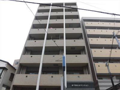 新千葉小川マンションの外観7