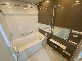 【浴室】リソシエ四条クロスコート