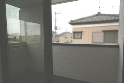 【バルコニー】鴻巣市堤町20-1期~新築分譲住宅~
