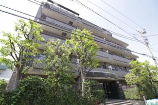 【外観】パルミナード尾山台壱番館