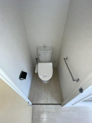 【トイレ】グリーンコーポ宝塚