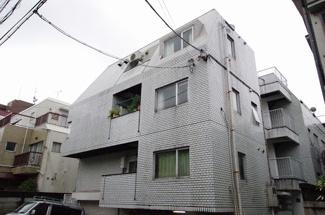 【外観】高田馬場ハイツ