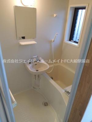 【浴室】クレイドル湘南