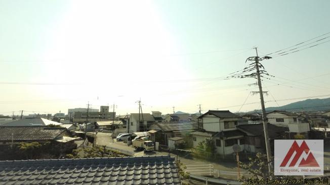 【展望】鳥栖市加藤田町1丁目1期 2号棟 よかタウン