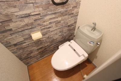 【トイレ】シャルマンハウス
