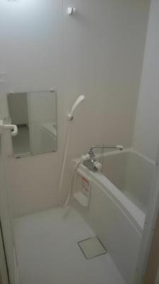 【浴室】ピアコーポラス七隈