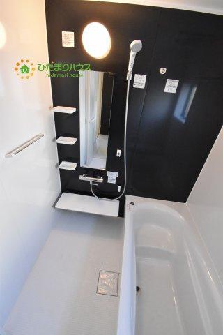 【浴室】西区中釘 新築一戸建て リーブルガーデン 01