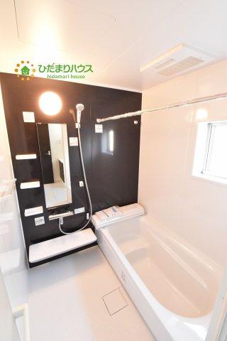 【浴室】西区中釘 新築一戸建て リーブルガーデン 11