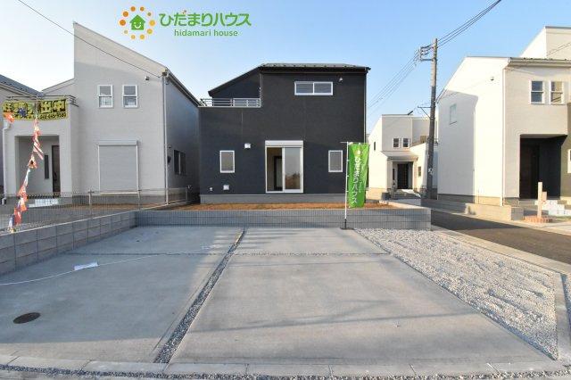 【駐車場】西区中釘 新築一戸建て リーブルガーデン 11