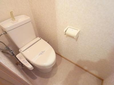 【トイレ】La casa MIYAKO