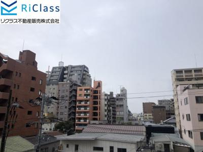 【展望】セントラルハイツ湊川