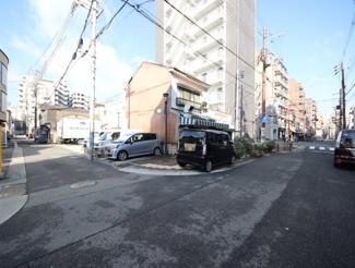 【周辺】下山手通8丁目 事務所・駐車場