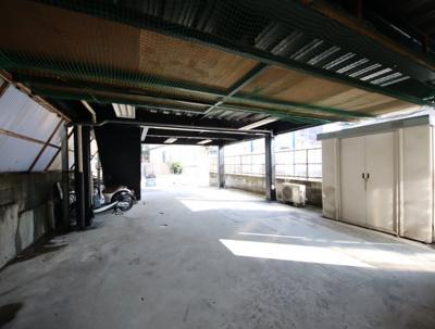 【駐車場】下山手通8丁目 事務所・駐車場