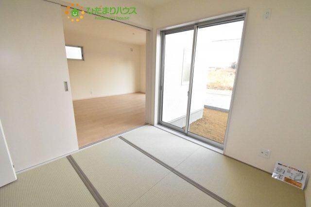 【和室】西区中釘 新築一戸建て リーブルガーデン 09