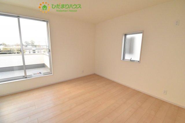 【寝室】西区中釘 新築一戸建て リーブルガーデン 09