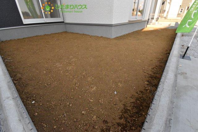 【庭】西区中釘 新築一戸建て リーブルガーデン 09