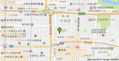 【地図】ブリストル神崎