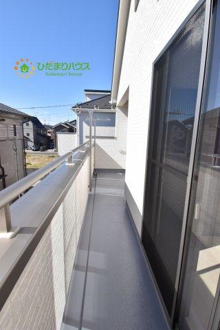 【展望】伊奈町栄5丁目 2期 新築一戸建て ブルーミングガーデン 01