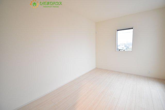 【寝室】伊奈町栄5丁目 2期 新築一戸建て ブルーミングガーデン 01