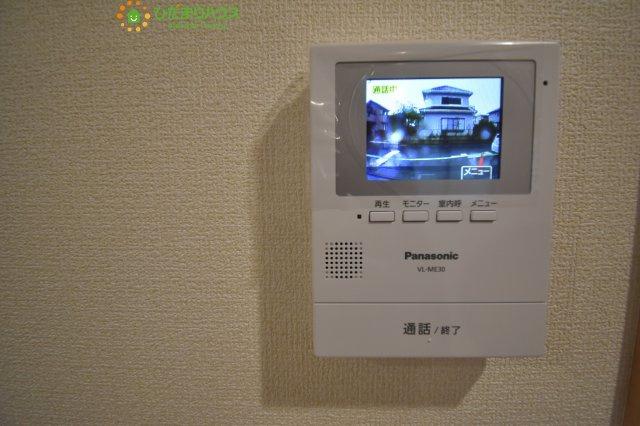 【セキュリティ】伊奈町栄5丁目 2期 新築一戸建て ブルーミングガーデン 01