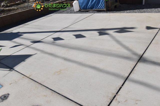 【駐車場】伊奈町栄5丁目 2期 新築一戸建て ブルーミングガーデン 01