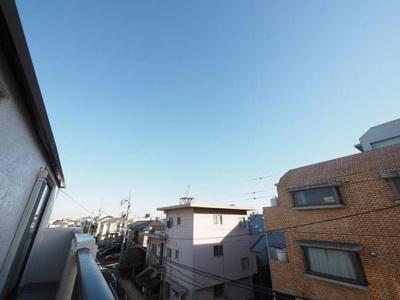 最上階のお部屋からは周辺の街並みを一望できます。