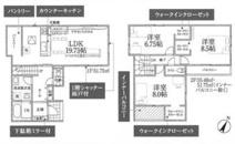 鴻巣市加美2丁目の新築戸建(2号棟)【No.40311】の画像