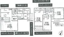 鴻巣市加美2丁目の新築戸建(1号棟)【No.40310】の画像