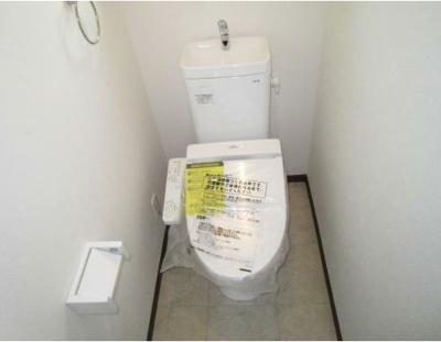 【トイレ】シャルマン山手