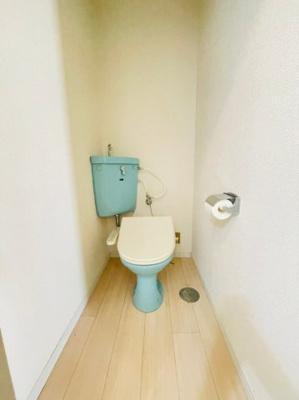 【トイレ】コーポラス大園