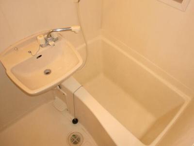 【浴室】アンシャンテ吉塚