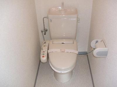 【トイレ】アーバンガーデン高田