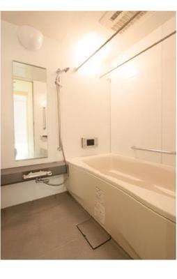 【浴室】ラグジュアリーアパートメント三ノ輪