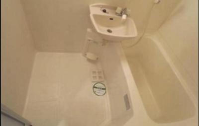 【浴室】プレール中目黒