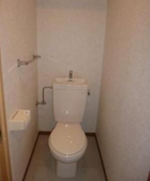 【トイレ】プレール中目黒