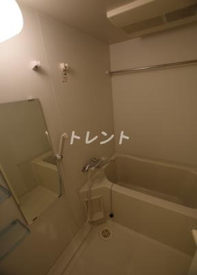 【浴室】パシフィックレジデンス芝一丁目