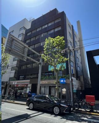 【外観】六本木インターナショナルビル