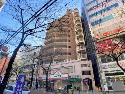 山手線・京浜東北線・常磐線他「日暮里」駅徒歩約2分の立地。
