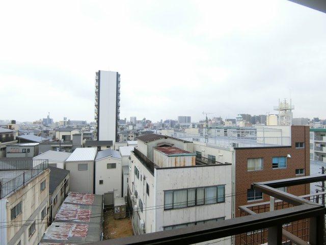 【展望】朝日プラザ緑橋