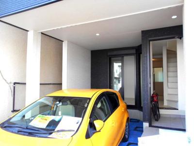 ・南鳩ケ谷駅徒歩12分・駐車場1台・3SLDKと吹抜けとトリプルバルコニー・十二月田小・十二月田中・
