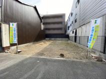 淀川区塚本1丁目 売土地(建築条件付)☆の画像