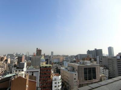 【展望】シャルマンフジ天神橋