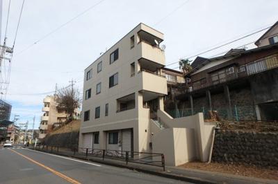 【外観】王禅寺貸事務所(居室)