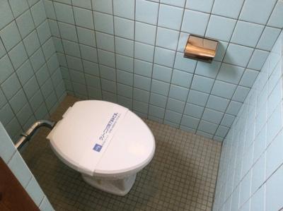【トイレ】大家マンション