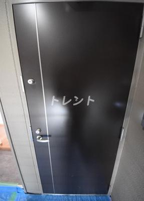 【玄関】ベルビー河田町