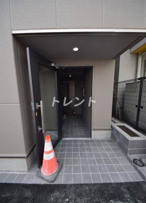 【エントランス】ベルビー河田町