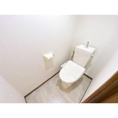 【トイレ】ファミール松花B