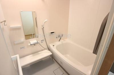 【浴室】市岡一丁目 テラスハウス