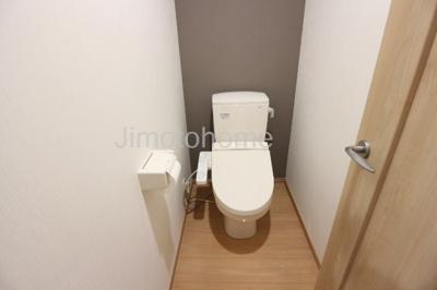 【トイレ】市岡一丁目 テラスハウス